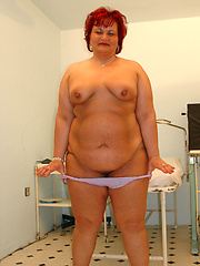BBW Marta gets fucked in the doctor\\\\\\\'s office!