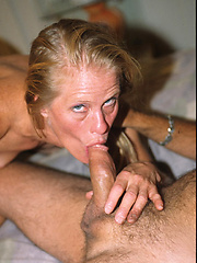 Hot older Granny gets it in the butt!
