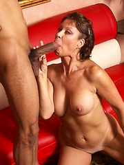 Horny 50 plus slut loves to get it hard!