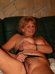 Old grandma still has a lot of fucking left in her!