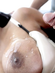 Horny Housewife likes it rough.