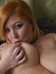 Chubby Big breasted housewife getting it in POV Style