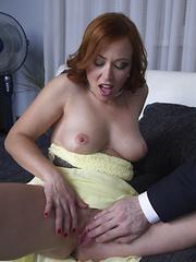 Hot MOM getting the POV treatment